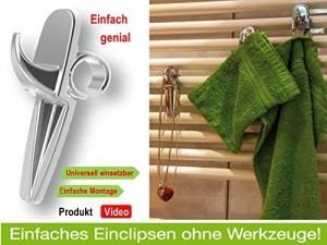 Handtuchhalter für Heizkörper